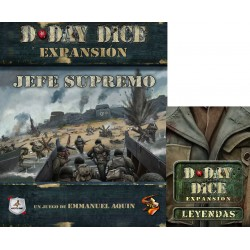 Pack: Jefe Supremo +...