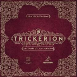 Trickerion: Leyendas del...