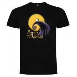 Camiseta unisex Pesadilla...