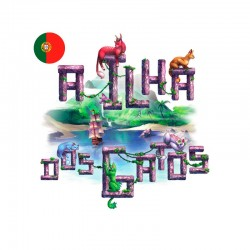 A Ilha Dos Gatos (Portugués)