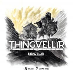 Thingvellir - Nidavellir