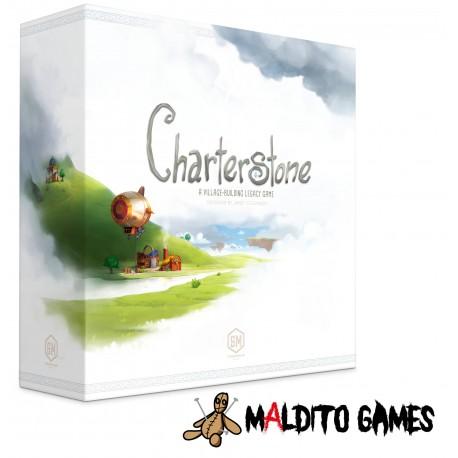 [PRE-PEDIDO] CHARTERSTONE