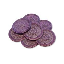[PRE-VENTA] Scythe: monedas $50 (x7)