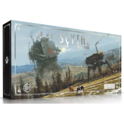 Pack Scythe Metal Mechs (4...