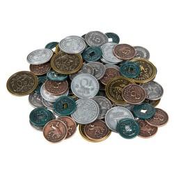 Scythe - 80 Monedas Metálicas