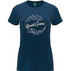 Camiseta Mujer Board Games...
