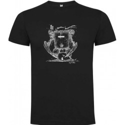 Camiseta unisex MECH SCYTHE