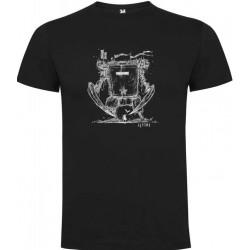 Camiseta Hombre Mech Scythe