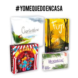 Pack YoMeQuedoEnCasa
