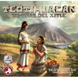 Teotihuacán: Sombras del...
