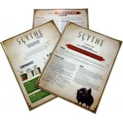 [Pre-Order] Pack Actualización Scythe + Promos