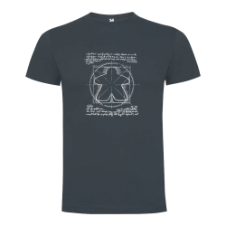Camiseta unisex MEEPLE VINCI