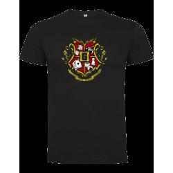 Camiseta unisex ESCUDO JUEGOS
