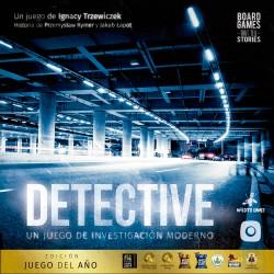 DETECTIVE - Edición Juego...
