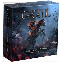 Tainted Grail: Monsters Of...