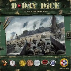 D-Day Dice: 2ª Edición