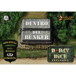 Dentro del Bunker - D-Day Dice